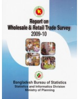 Report on Wholesale & Retail Trade Survey, 2009-10