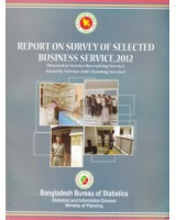 Report on Survey of Selected Business Service, 2012 (Decorator Service, Recruiting Service, Security Service and Cleaning Service)