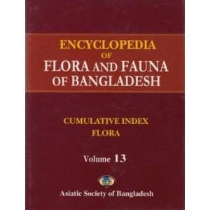 Encyclopedia of Flora and Fauna of Bangladesh, Volume 13: Index Volume – Flora