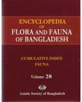Encyclopedia of Flora and Fauna of Bangladesh, Volume 28: Index Volume-Fauna