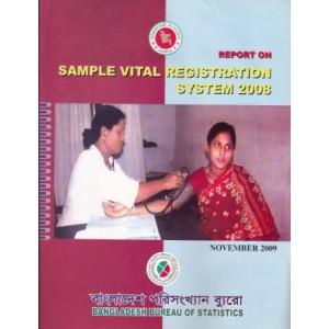 Report on Sample Vital Registration System-2008