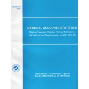 National Accounts Statistics, 2009-10 (Provisional Estimates of GDP, 2009-10 and Final Estimates of GDP, 2008-09)