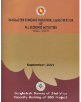 Bangladesh Standard Industrial Classification of All Economic Activities (BSIC)-2009