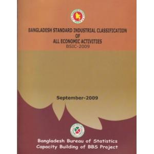 Bangladesh Standard Industrial Classification of All Economic Activities (BSIC)-2009
