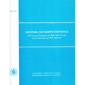 National Accounts Statistics, 2011-12 (Provisional Estimates of GDP, 2011-12 and Final Estimates of GDP, 2010-11)