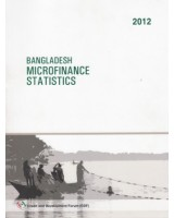 Bangladesh Microfinance Statistics-2012