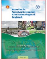 Master Plan for Agricultural Development in the Southern Region of Bangladesh