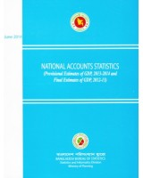 National Accounts Statistics, 2013-14 (Provisional Estimates of GDP, 2013-14 and Final Estimates of GDP, 2012-13)