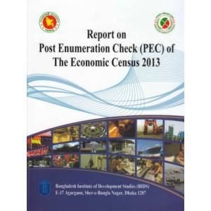 Report on Post Enumeration Check (PEC) of the Economic Census-2013