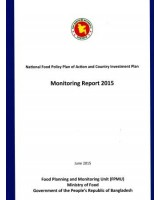 National Food Policy Plan of Action and Country Investment Plan: Monitoring Report 2015
