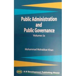 Public Administration and Public Governance, Volume Ia