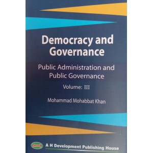 Public Administration and Public Governance, Volume III: Democracy and Governance