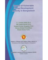Impact of Vulnerable Group Development Activity in Bangladesh