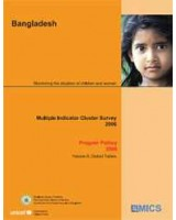 Progotir Pathey 2006, Volume II: District Tables-Bangladesh Multiple Indicator Cluster Survey