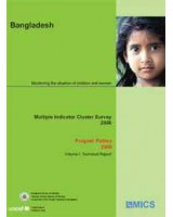 Progotir Pathey 2006, Volume I: Technical Report-Bangladesh Multiple Indicator Cluster Survey