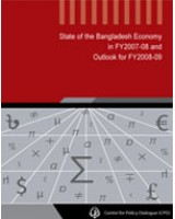 State of the Bangladesh Economy in FY2007-08 and Outlook for FY2008-09