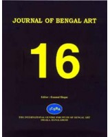 Journal of Bengal Art, Volume – 16, 2011