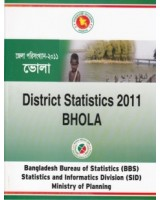 District Statistics 2011-Bhola Zila