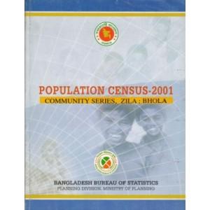 Population Census-2001, Community Series: Bhola