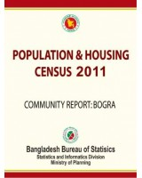 Bangladesh Population and Housing Census 2011, Community Report: Bogra