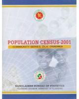 Population Census-2001, Community Series, Zila: Chuadanga