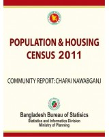 Bangladesh Population and Housing Census 2011, Community Report: Chapai Nawabganj