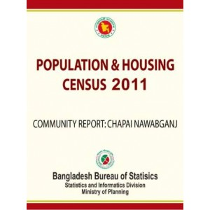 Bangladesh Population and Housing Census 2011, Community Report: Chapai Nawabganj