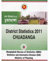 District Statistics 2011 (Bangladesh): Chuadanga
