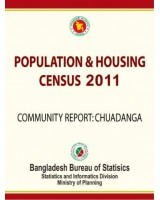 Bangladesh Population and Housing Census 2011, Community Report: Chuadanga