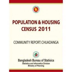 Bangladesh Population and Housing Census 2011, Community Report: Chuadanga
