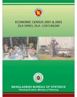 Economic Census 2001 & 2003, Zila Series: Cox's Bazar