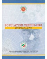 Population Census-2001, Zila Series, Zila: Dhaka