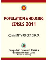 Bangladesh Population and Housing Census 2011, Community Report: Dhaka