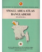 Small Area Atlas of Bangladesh, Mauzas and Mahallas of Dinajpur Zila (Book & CD)
