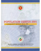 Population Census-2001, Community Series, Zila: Feni
