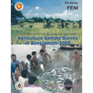 Agricultural Sample Survey of Bangladesh-2005: Feni District