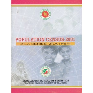 Population Census-2001, Zila Series, Zila: Feni
