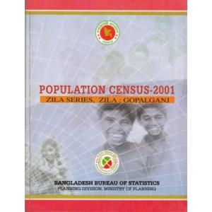 Population Census-2001, Zila Series, Zila: Gopalganj