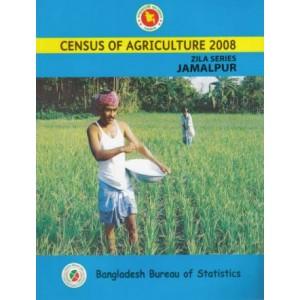 Census of Agricultural - Bangladesh- 2008, Zila Series: Jamalpur District