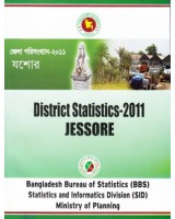 District Statistics 2011 (Bangladesh): Jessore