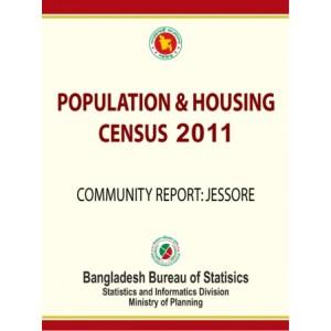 Bangladesh Population and Housing Census 2011, Community Report: Jessore