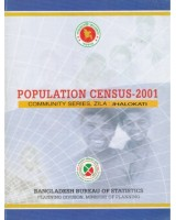 Population Census-2001, Community Series: Jhalokati