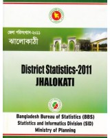 District Statistics 2011 (Bangladesh): Jhalokati