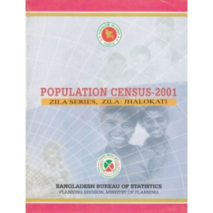 Population Census-2001, Zila Series, Zila: Jhalokati
