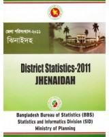 District Statistics 2011 (Bangladesh): Jhenaidah