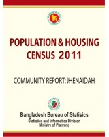 Bangladesh Population and Housing Census 2011, Community Report: Jhenaidaha
