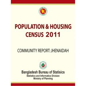 Bangladesh Population and Housing Census 2011, Community Report: Jhenaidaha