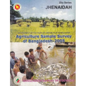 Agricultural Sample Survey of Bangladesh-2005: Jhenaidah District