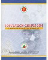 Population Census-2001, Community Series, Zila: Khagrachhari
