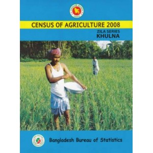 Census of Agricultural- 2008, Zila Series: Khulna District